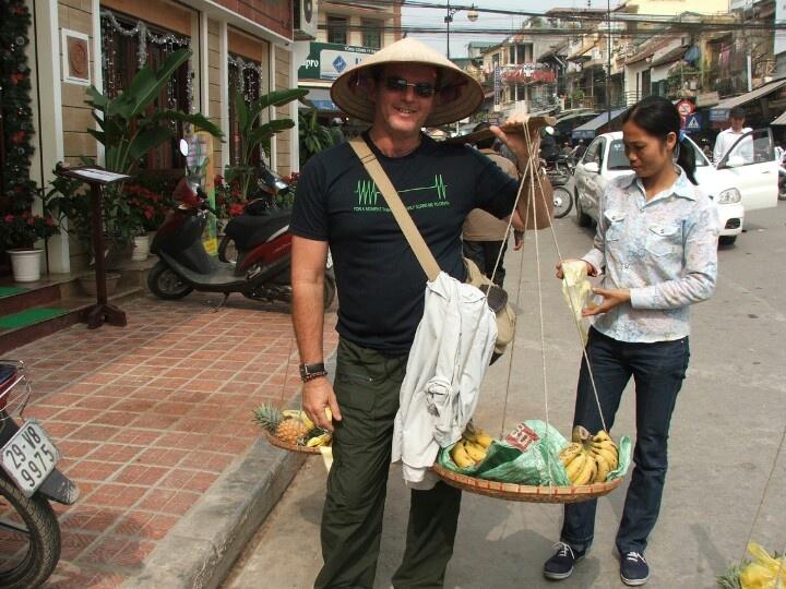 Market place - Hanoi - Vietnam