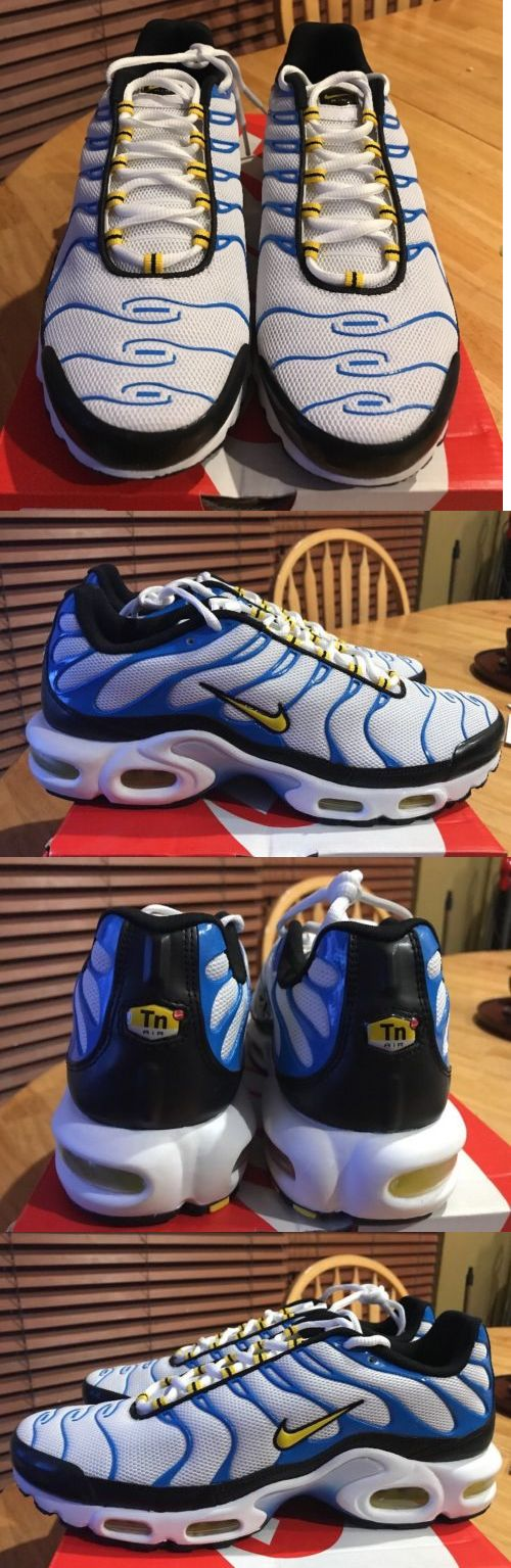 Other Tennis and Racquet Sports 159135: Nike Air Max Plus 604133-133 Men S Running Shoes Size 10 -> BUY IT NOW ONLY: $150 on eBay!