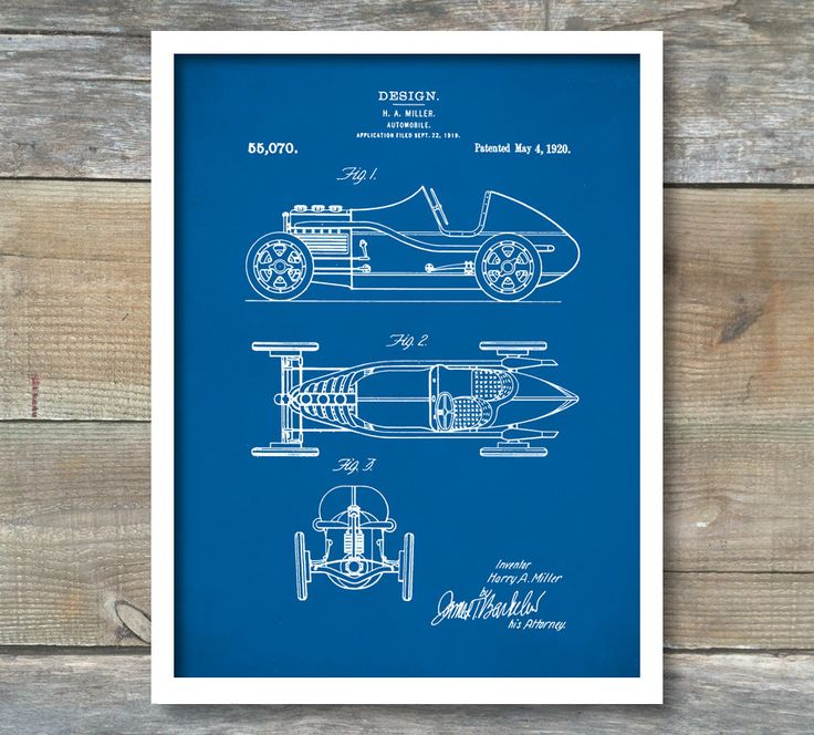 199 best patent art posters images on pinterest art posters auto art classic car patent poster racecar wall decor race car poster malvernweather Image collections