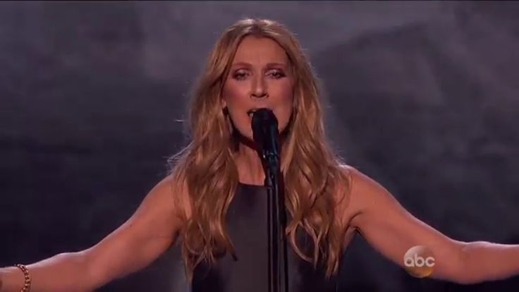 "Celine Dion - ""Hymne à L'Amour"" (Live at American Music Awards AMAs 2015) HD - YouTube...in remembrance of the Paris terrorist attacks."