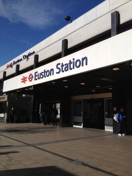 London Euston Railway Station (EUS)