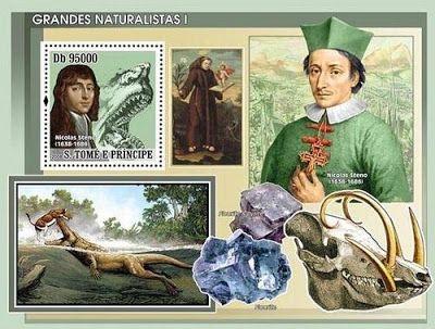 Nicolas Steno: ο πατέρας της γεωλογίας 11/1/1638 - 5/12/1686           -            Η ΔΙΑΔΡΟΜΗ ®