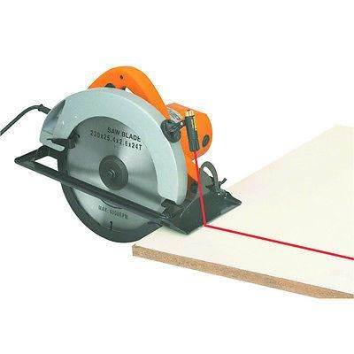 This easy to mount laser marker acts as a guide for making accurate cuts on your work pieces. The marker projects a crisp, clear laser line up to 9 ft. away and features a 360 degree rotary head with a tilt angle feature for getting the exact cut you want every time. The laser marker can be mounted using an adhesive pad, magnetic mount or screw mount, depending on the tool and application.  Projects a crisp, clear laser line up to 9 ft. away Acts as a guide to make accurate cuts 360 degree…