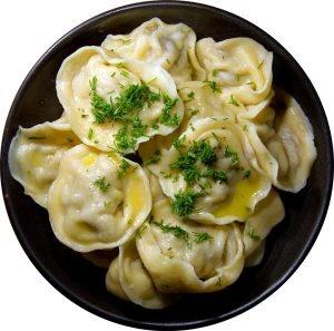 Pelmeni - trying  this russian dish tonight