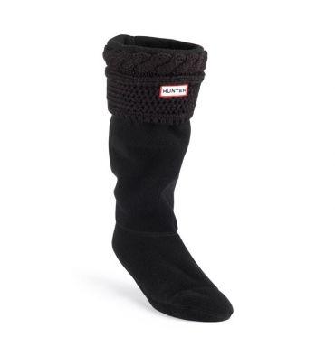 Calcetines Hunter Moss Cable Cuff - Paula Alonso | Tienda online
