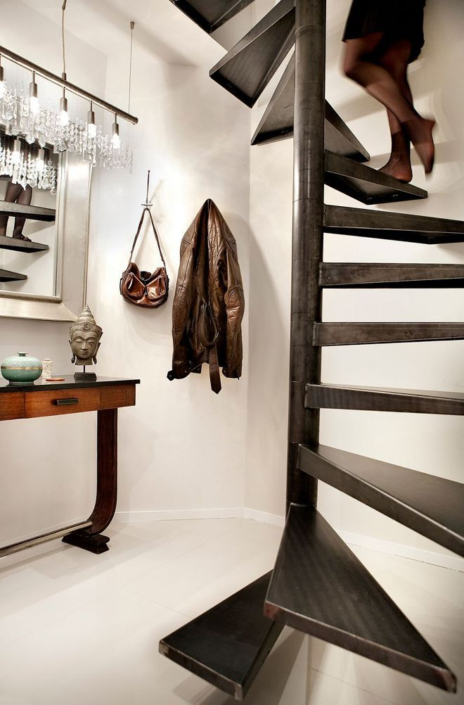 25 b sta escalier h lico dal id erna p pinterest escalier contemporain escalier colima on. Black Bedroom Furniture Sets. Home Design Ideas