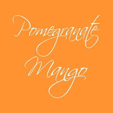 Soy Melt - Pomegranate Mango