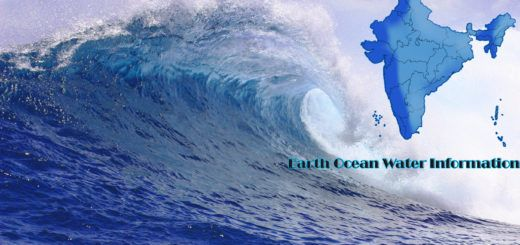 Earth Ocean Water Information