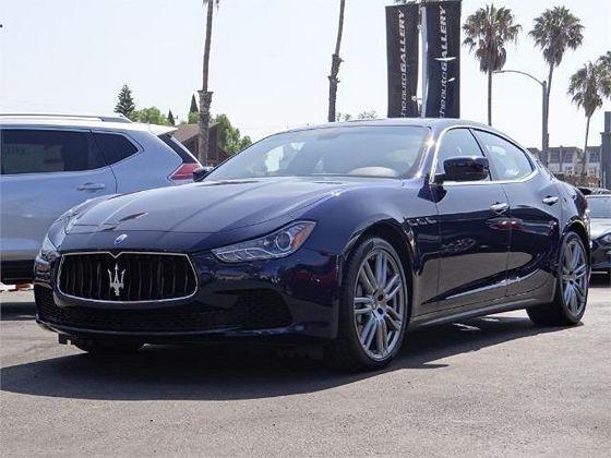 ZAM57XSA7G1169965 | 2016 Maserati Ghibli for sale in Santa Monica, CA Image 5