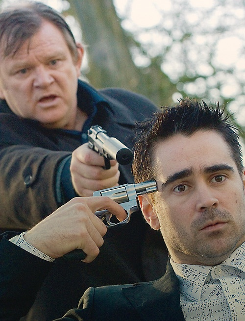 It only makes sense if you watch the movie. So everyone in the world should watch the movie. Because In Bruges is amazing.