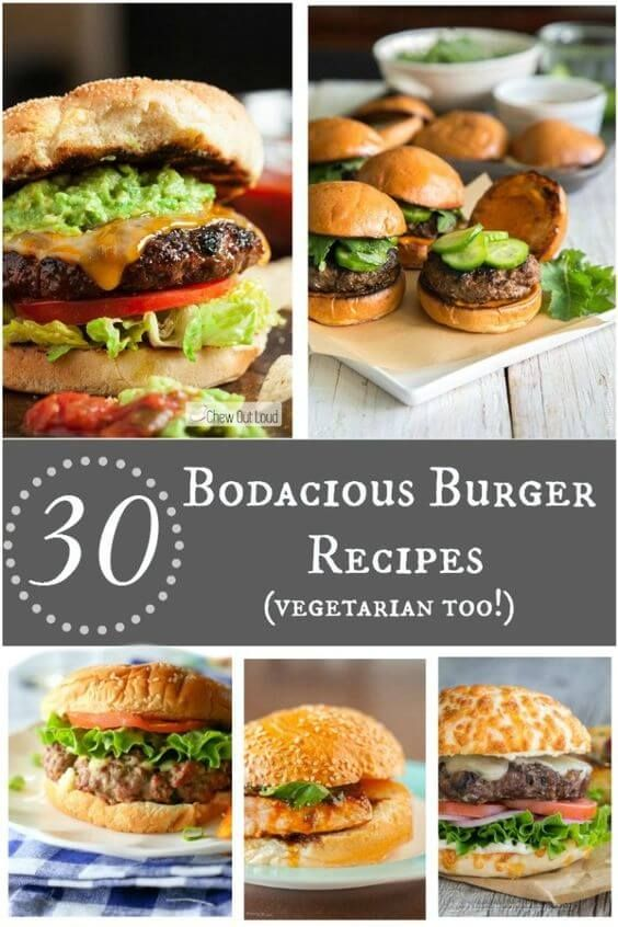 ... Recipes-Burgers on Pinterest | Taco burger, Turkey burgers and Spicy
