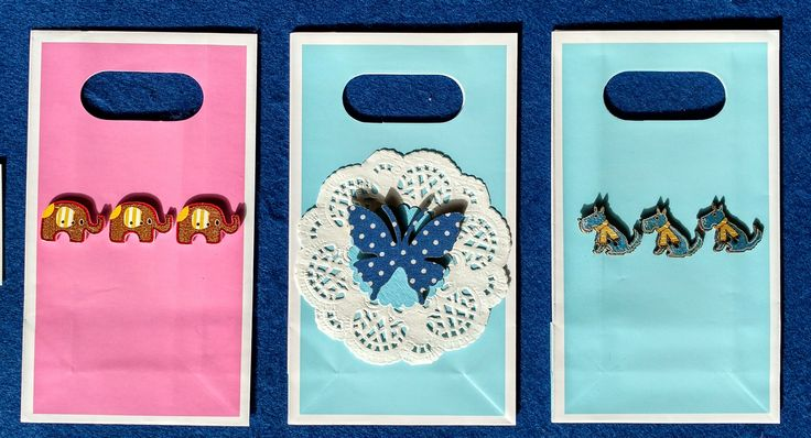 One of a kind handmade gift bags by Cards n More