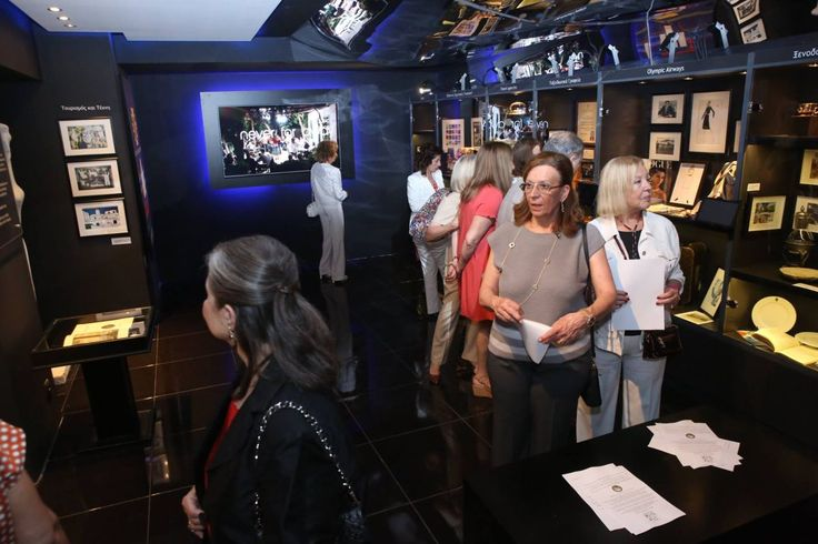 Greece's Tourism Museum Opens its Doors in Athens.