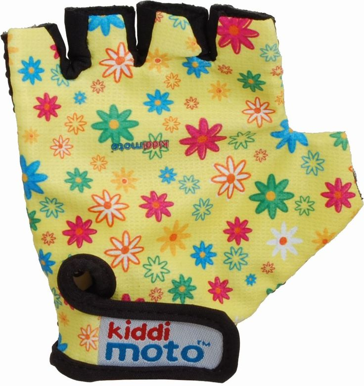 Image detail for -Flower Power Gloves - Kids Cycle Gloves and Accessories | Kiddimoto