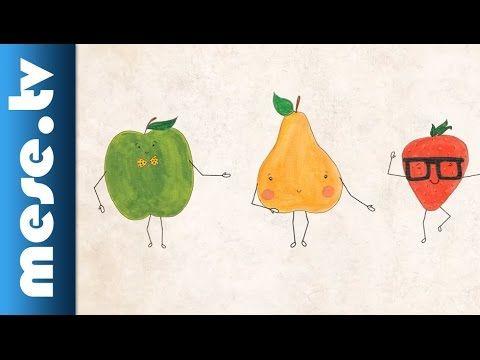 Karavan együttes: Napok (gyerekdal, rajzfilm gyerekeknek)