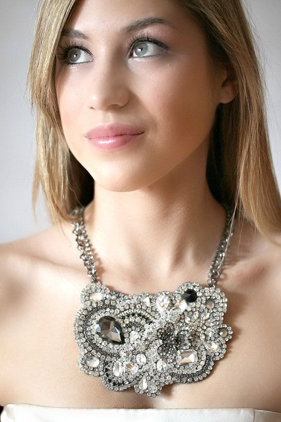 old hollywood crystal necklace, $275. from http://www.etsy.com/listing/95107027/gorgeous-old-hollywood-crystal-necklace?ref=v1_other_1