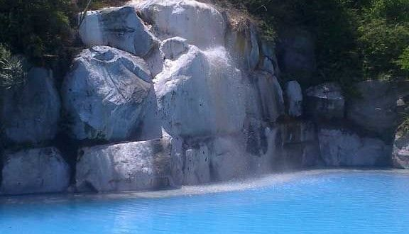 Wairakei Terraces. Thermal Pools of New Zealand - WorkLAD - Banter, Funny Pics, Viral Videos