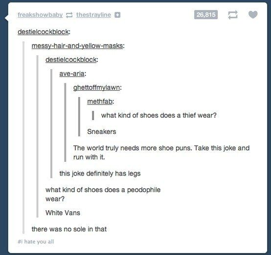 Community Post: 21 Times Tumblr Was So Punny It Hurt
