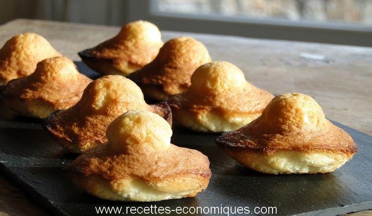 madeleines parfaites (3) thermomix