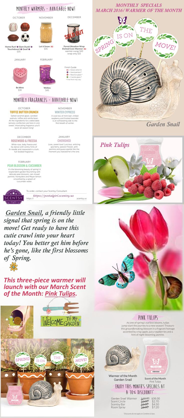 127 Best Scentsy Warmer Of The Month Images On Pinterest Scentsy Scent Warmers And Cake Truffles