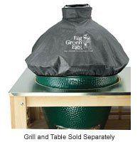Amazon.com: Big Green Egg Premium Dome Cover, Large: Patio, Lawn & Garden