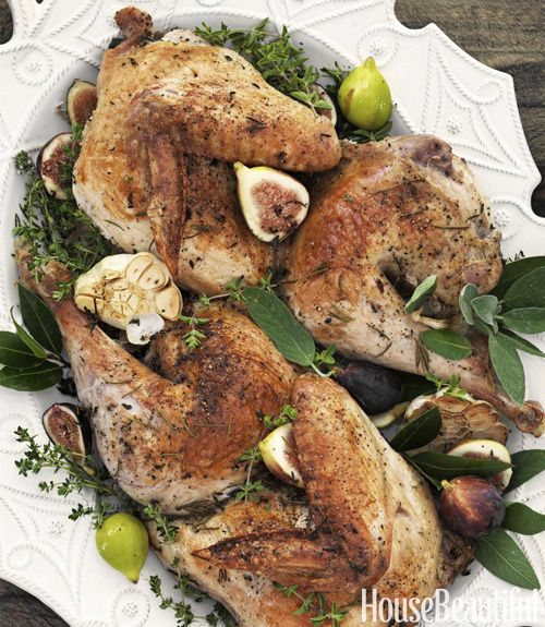 105 best food meats chicken poultry images on Cooking turkey split in half
