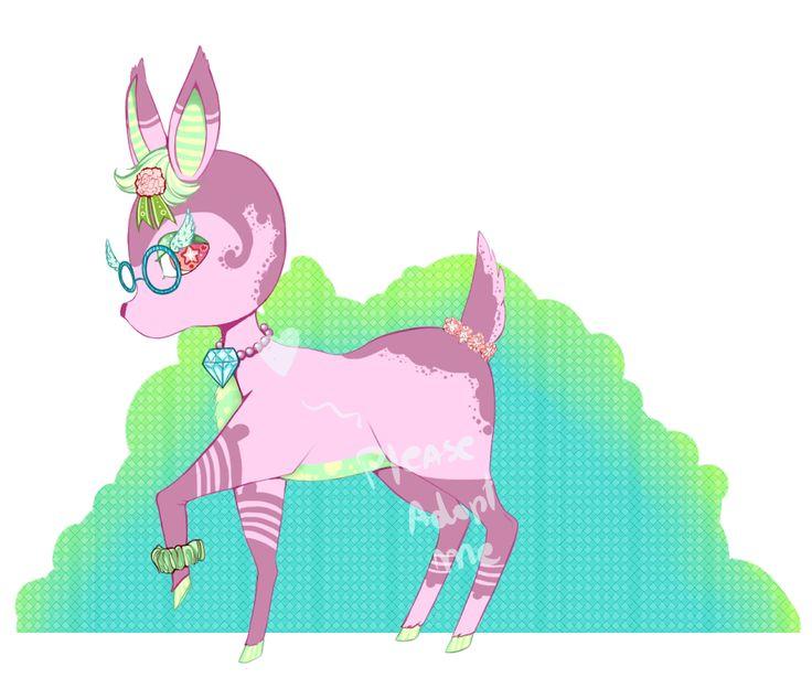 Deer adoptable