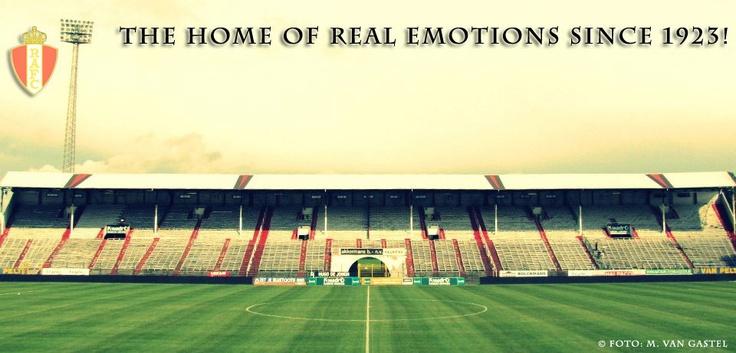 The home of real emotions since 1923! (foto door M. van Gastel)