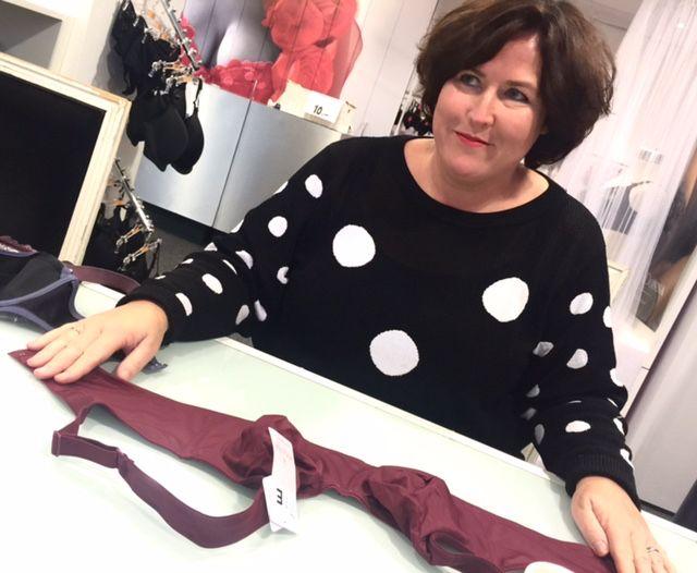 Sharon Oosterhof, XL Lingerie, Arnhem, grote maten lingerie