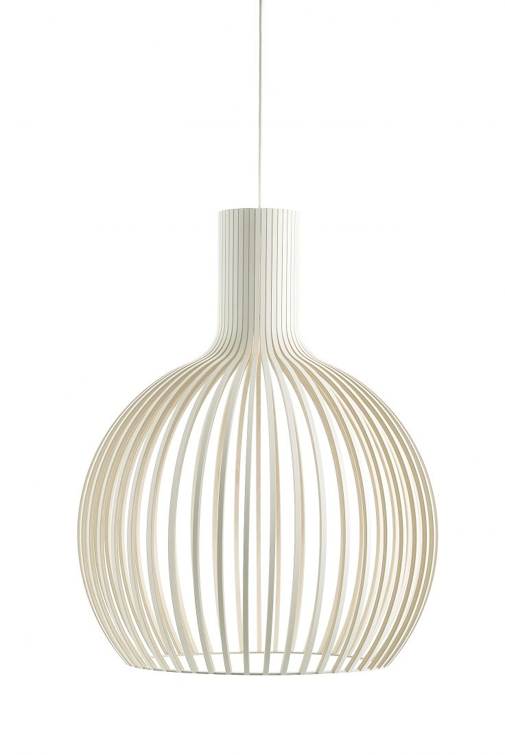 Octo 4240 white. www.sectodesign.fi