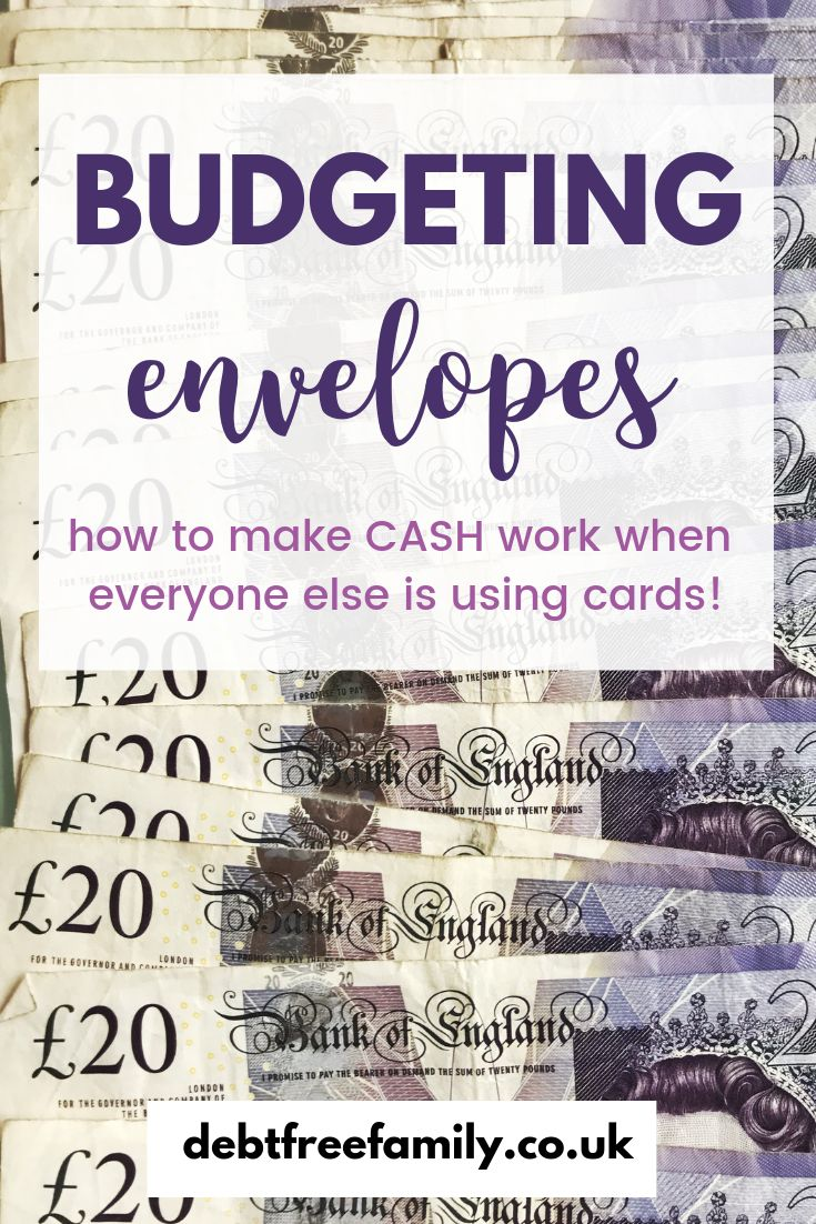 Why do I use a budgeting cash envelopes system eve…