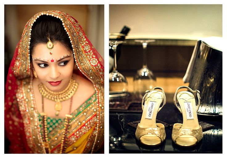 via Wedding Sutra:  Photograph Courtesy- Romesh   Dhamija Romesh & Minee R - Fashion / Wedding Photographer & Makeup Artist — with Romesh Dhamija.