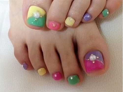 Easter Toe Nail Art Designs - 34 Best Easter Toe Nail Art Designs Images On Pinterest Make Up