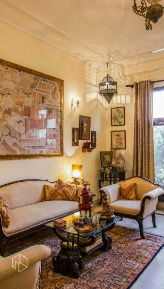 17 best images about indian ethnic home decor on pinterest - Interior design ideas for indian homes ...