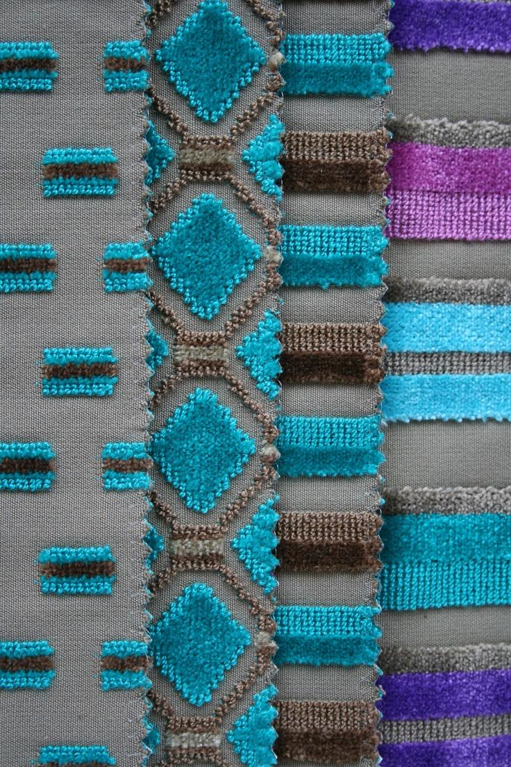 Casamance telas ideales de dibujo peque o ideal para - Telas para tapizar cabeceros ...