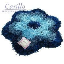Risultati immagini per tappeti blu a pelo lungo