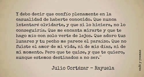 Cortazar- Rayuela