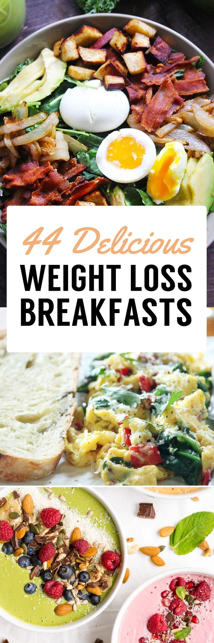 "We've all heard the phrase, ""breakfast is the most important meal of the day"" but when it comes to losing weight, every meal time is important in it's own right. Though it's true, starting your day with a delicious, healthy, calorie counted meal can set you up for success for the entire day, so it's …"