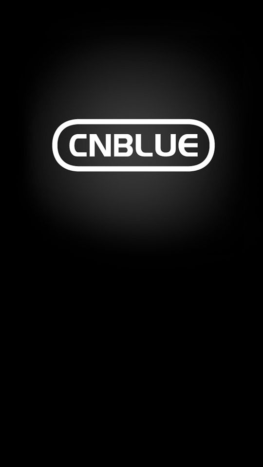 CNBlue logo wallpaper for Samsung Galaxy S3 home screen #Cnblue #yonghwa #jungshin #jonghyun #minhyuk #kpop #wallpaper #samsunggalaxys3