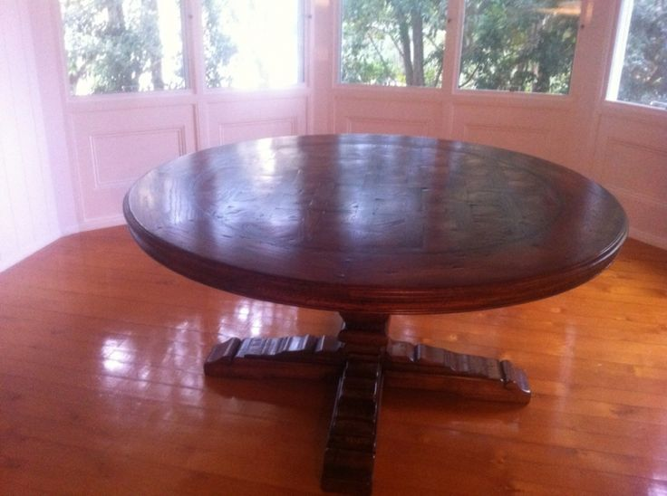 Dining Table Round Dining Table Brisbane