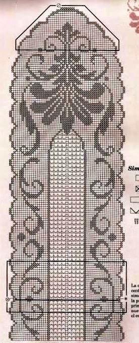 Kira scheme crochet: Scheme crochet no. 1767