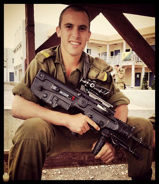 Staff Sergeant Max Steinberg,24, from Be'er Sheva, killed protecting the citizens of Israel. May his memory be blessed. Praying for his family and friends.