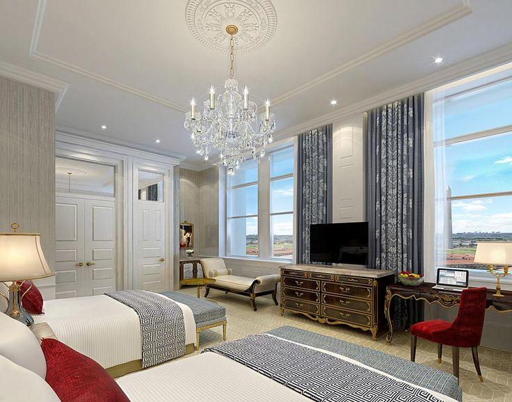 Trump International Hotel Washington Dc Washington Dc Luxury Hotels Interior Hotel Interior Design Luxury Hotel Design