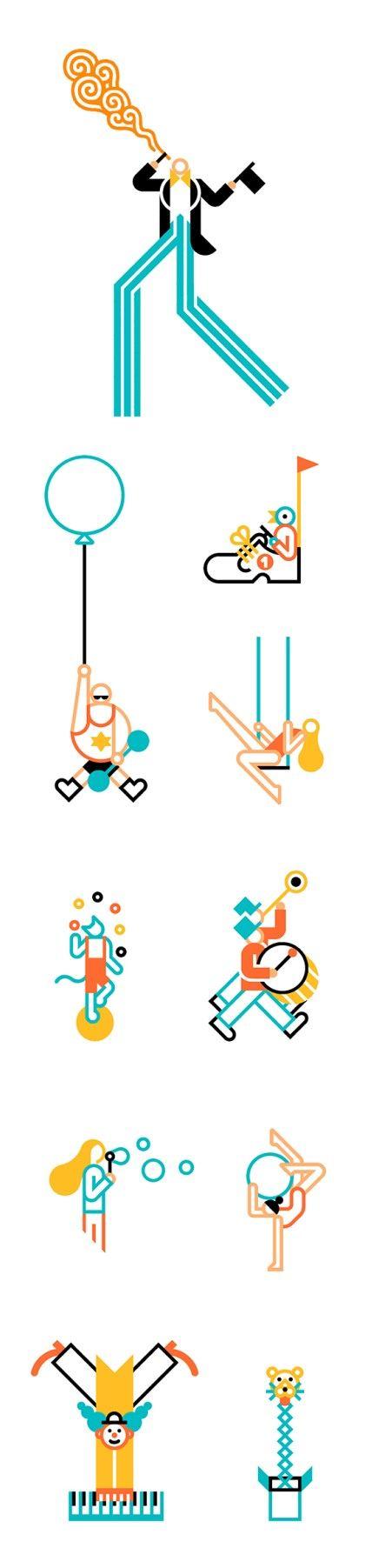 푸르름:) [일러스트레이션/그래픽디자인] Carlos Arrojo : 네이버 블로그