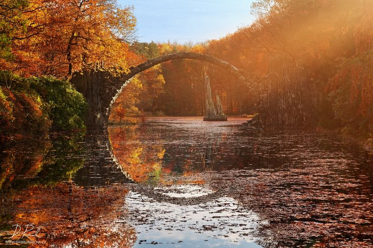 35PHOTO - Daniel Rericha - Fairytale bridge