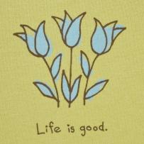 Trio Floral #Lifeisgood #ThinkSpring