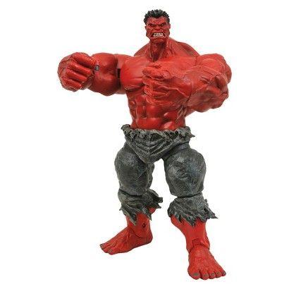 Diamond Select Marvel Select -  Red Hulk Action Figure