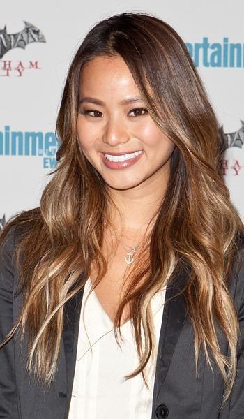 Jamie Chung Ombre look   [HAIR&MAKEUP]   Pinterest ...