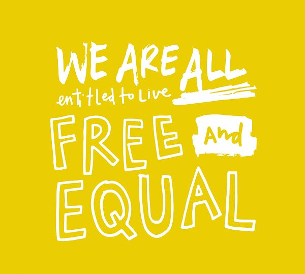 We are all born to live free. We must accept and love people as they are! #livefree #equality #ladyboy #myladyboycupid #genderequality #support #transgender ~ https://myladyboycupid.com/