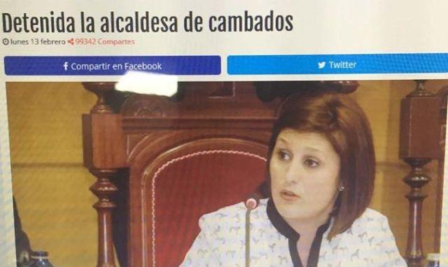 CORES DE CAMBADOS: UN POLICÍA LOCAL DECLARA COMO PRESUNTO AUTOR DE CA...